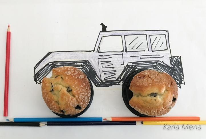 jeep muffin